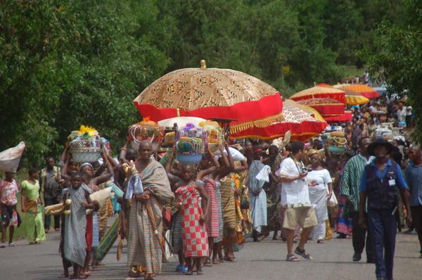 Photos - 2008 Yam Festival